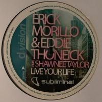 Eddie Thoneick - Live Your Life (Single)