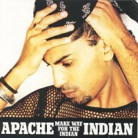 Apache Indian - Make Way For The Indian (LP)