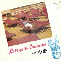 David Lyme - Let's Go To Canarias (Vinyl 12'') (Single)