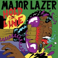 Major Lazer - Hold The Line (Single)