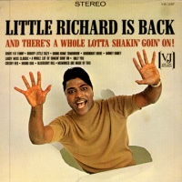 Little Richard - Little Richard Is Back (Album)