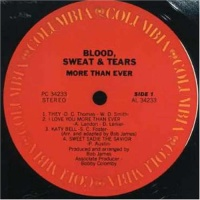 Blood Sweat And Tears - More Than Ever (Album)