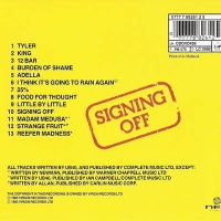 UB40 - Signing Off (Album)