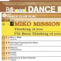 Miko Mission - Thinking Of You (Single)