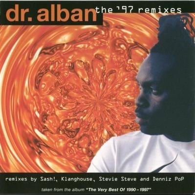 Dr. Alban - The '97 Remixes (Single)