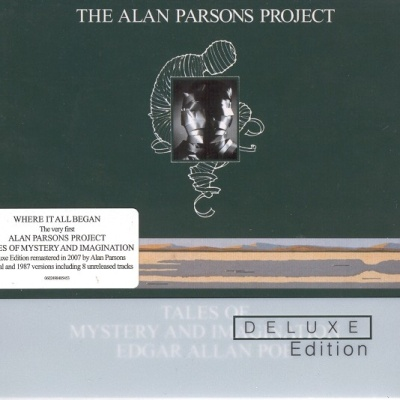 The Alan Parsons Project - Tales Of Mystery And Imagination (DeLuxe Edition) (CD 2) (LP)