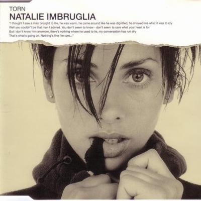 Natalie Imbruglia - Torn (UK Single, CD1) (Album)