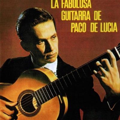Paco De Lucía - La Fabulosa Guitarra De Paco De Lucia (LP)