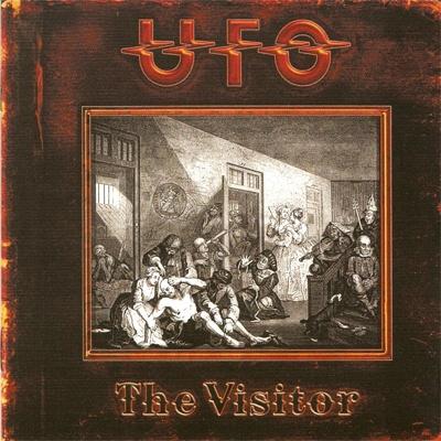 UFO - The Visitor (Album)