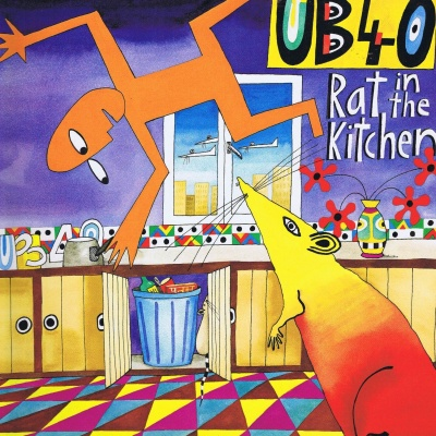 UB40 - Rat In The Kitchen (Album)
