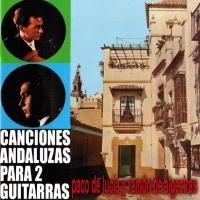 Paco De Lucía - Canciones Andaluzas Para 2 Guitarras (LP)