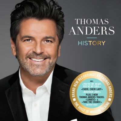 Thomas Anders - History (Deluxe Edition) (Album)