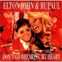 Elton John - Don't Go Breaking My Heart (Compilation)