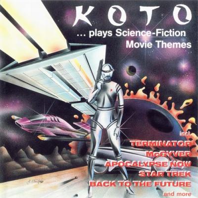 Koto - ...Plays Scenice - Fiction Movie Themes (LP)
