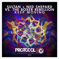 Sultan + Shepard - Keep Moving (Album)