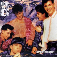 New Kids On The Block - Step By Step (Album)