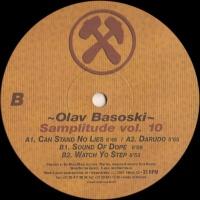 Olav Basoski - Samplitude Vol. 10 (Album)