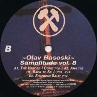 Olav Basoski - Samplitude Vol. 8 (Album)