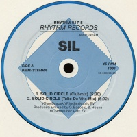 Olav Basoski - Solid Circle / Windows (Album)