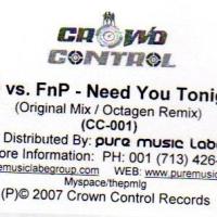 Need You Tonight (Single)