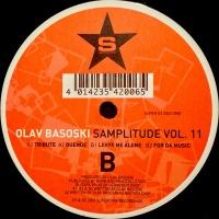Olav Basoski - Samplitude Vol. 11 (Album)