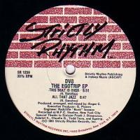 Roger Sanchez - The Egotrip EP