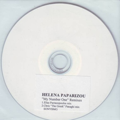 Helena Paparizou - My Number One (Remixes)