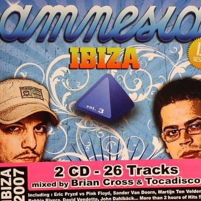 Tocadisco - Amnesia Ibiza Vol. 3