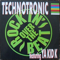 Technotronic - Rockin' Over The Beat (Single)