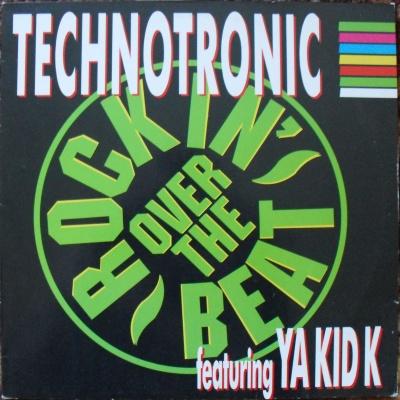 Technotronic - Rockin' Over The Beat (Single)