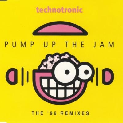 Technotronic - Pump Up The Jam (The `96 Remixes) (Single)