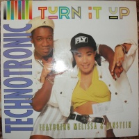 Technotronic - Turn It Up (Single)