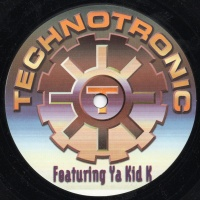 Technotronic - Recall (Single)