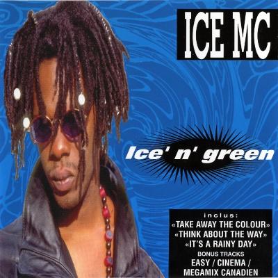 Ice MC - Ice' N' Green (The Remix Album) (Album)