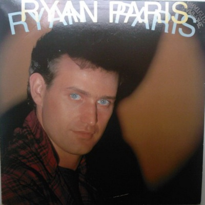 Ryan Paris - Ryan Paris (LP)