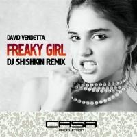 David Vendetta - Freaky Girl (Remixes) (Single)