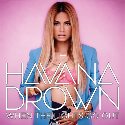 Havana Brown - When The Lights Go Out - EP (Australian + US Release) (EP)