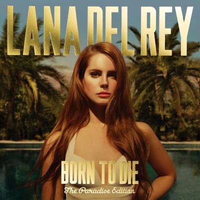 Lana Del Rey - Born To Die CD3 (Album)