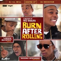 Wiz Khalifa - Burn After Rolling (Album)