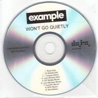 Example - Won't Go Quietly (Promo)