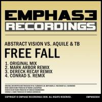 Abstract Vision - Free Fall (Single)
