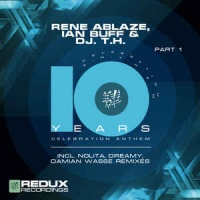 Rene Ablaze - 10 Years (Single)