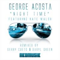George Acosta - Nite Time (Single)