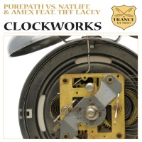 Tiff Lacey - Clockworks (Single)