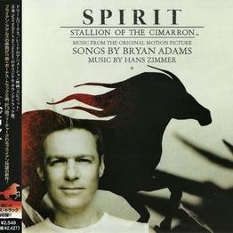 Bryan Adams - Spirit - Stallion Of The Cimarron (OST, Japan Edition) (Album)