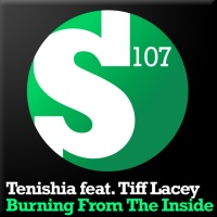 Tiff Lacey - Burning From The Inside (Single)