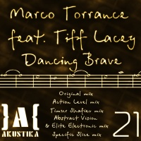 Tiff Lacey - Dancing Brave (Single)