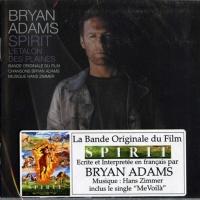 Bryan Adams - Spirit - L'etalon Des Plaines (OST) (Album)