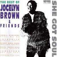 Jocelyn Brown - She Got Soul (The Best of Jocelyn Brown & Friends) (Album)