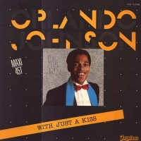 Orlando Johnson - With Just A Kiss (LP)